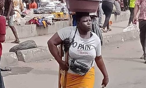 EXCLUSIVE: 'She's lying and embarrassing us' — family of Lagos amputee hawker breaks silence