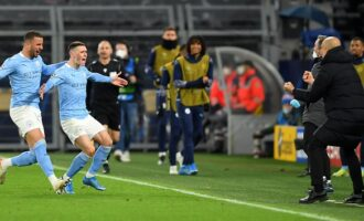 Liverpool exit UCL as Real Madrid, Man City qualify for semis