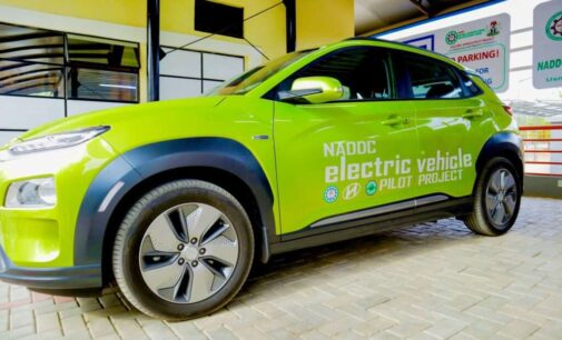 Nigeria launches first solar-powered charging station for electric vehicles