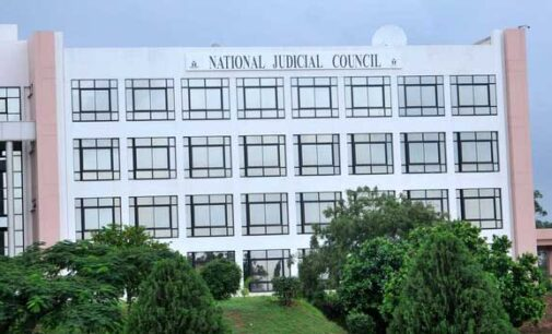 Three judges to face NJC probe panel over conflicting ex parte orders