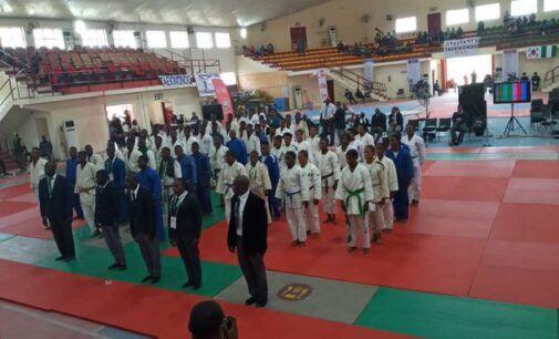 Benin agog as National Sports Festival kicks off with 15 events