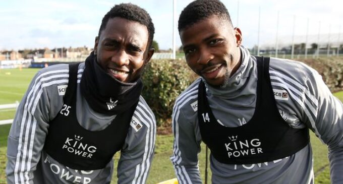 Ndidi: Iheanacho reaping the reward of hard work