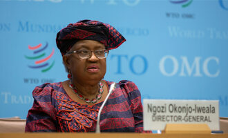 Okonjo-Iweala calls for lower trade costs to boost economic recovery in Africa