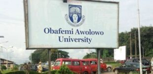 OAU student's suicide not linked to academic failure, says spokesman