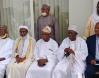 Insecurity: Gumi meets Obasanjo in Abeokuta