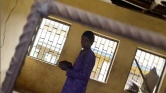 Inside Ondo correctional centre where child offenders are chained and underfed