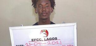 EFCC arrests Pankeeroy, IG comedian, for 'internet fraud'