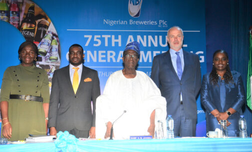 Nigerian Breweries shareholders approve N7.52bn dividend payout