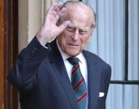 Prince Philip, husband of Queen Elizabeth, dies aged 99