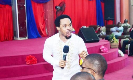 'You're possessed… need dirty slap' — Odumeje hits Chris Okotie over attack on TB Joshua
