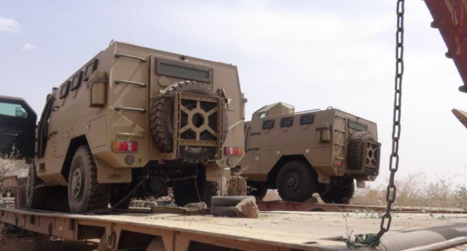 How ISWAP disguised as friendly forces to 'steal tactical vehicles from army base'in Borno