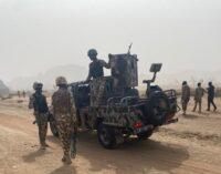 'More than 20' killed as troops attack Boko Haram camp