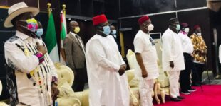 South-east governors meet in Imo over insecurity
