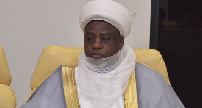 Ramadan: Sultan urges Muslims to look out for new moon on Monday
