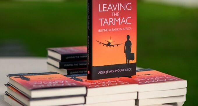 A review of Aig's 'Leaving the Tarmac: Buying a Bank in Africa'