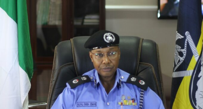 Buhari appoints Usman Alkali Baba as acting IGP
