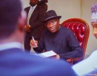 Jonathan: Ballot should decide election winner — not court