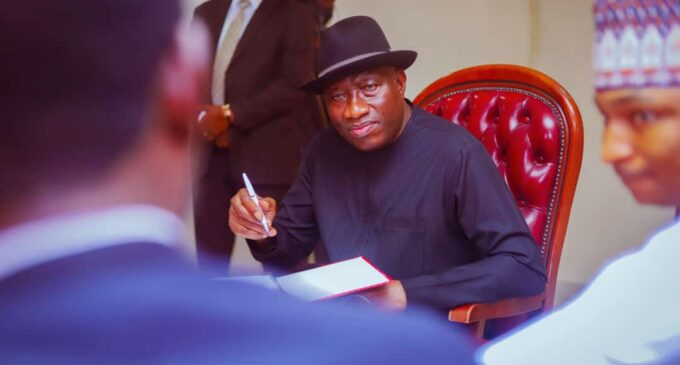 Jonathan: Ballot should decide election winner — not court