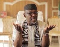 EFCC grills Okorocha over 'corruption'