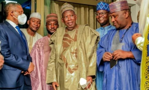 Ganduje wades into dispute between Dangote, BUA