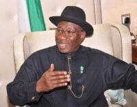 Jonathan hits Aliyu: You're pathetic… I had no agreement with northern PDP governors