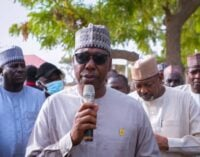 Zulum, Lake Chad basin governors meet in Cameroon over regional security