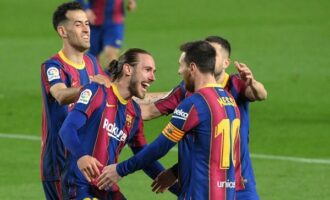 FULL LIST: Barcelona pip Real Madrid to become world's most valuable football club