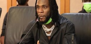 Burna Boy: My mum gets angry when I say I'm never getting married