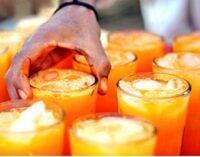 ALERT: Kano warns against purchase of fake juice drinks as '10 die, 400 hospitalised'