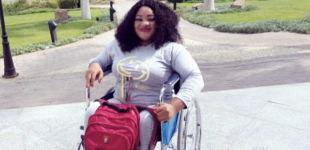 Nigerian lady: How varsity denied me admission because of my disability