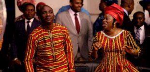 Paul Enenche, wife mark 27th wedding anniversary at Lokoja crusade