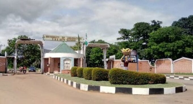 Three students abducted as gunmen invade Benue varsity (updated)