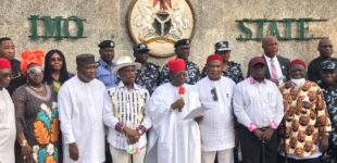 South-east governors establish joint security outfit