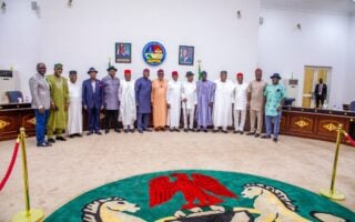 Southern governors converge in Delta for meeting on insecurity