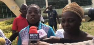 We forgive our abductors, says freed Afaka student