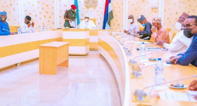 Buhari: Criminals haven't stopped despite my shoot-on-sight order