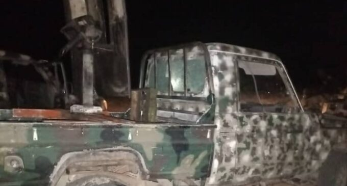 Army: How security operatives foiled insurgents' attack on Maiduguri