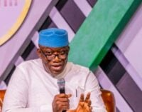 Fayemi: Nigeria needs 200,000 security personnel — corps members can be recruited
