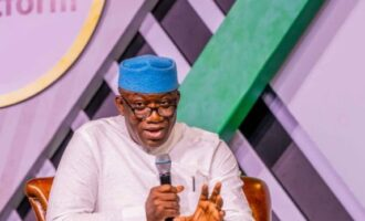 With determination, Nigeria can overcome security challenges, says Fayemi