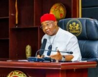 Uzodimma: Those behind Imo attacks have willingly confessed