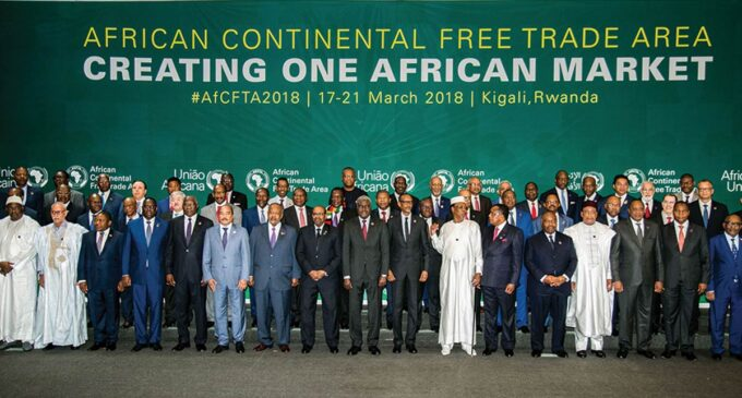Nigeria should position to benefit optimally from the African market