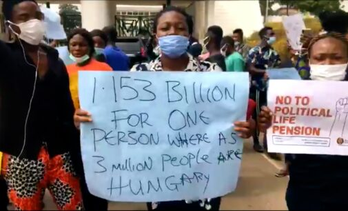 Retirement hell: BBC Africa Eye uncovers corruption in pension system