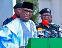 Niger governor: Communities harbouring criminals will be tagged bandits