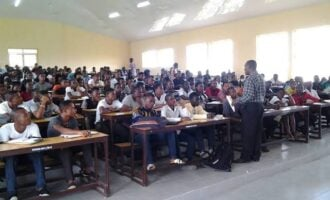 Udom: Akwa Ibom varsity lecturers are highest paid in Nigeria