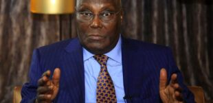 'Stop waiting for Aso Rock' — Atiku asks governors to convene national unity summit