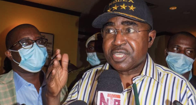 All drug cartels must be crushed, Marwa tells senior officers