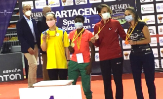 Eniola Bolaji makes history as first African to win para badminton championship