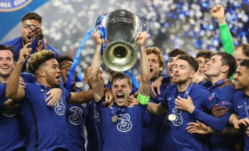 Chelsea defeat Man City to win second Champions League title