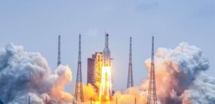 Relief as China says rocket debris crashed into Indian Ocean