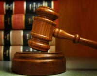 Court to hear suit seeking to quash appointment of new a'court judges on June 23